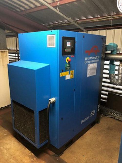 Ultra Service intervient dans toute l'Eure et Loir pour réparer votre compresseur d'air industriel