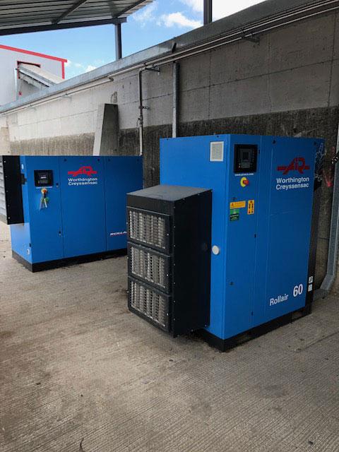Découvrez les contrats de maintenance Ultra Service pour l'entretien de vos compresseurs industriels