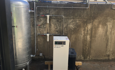 Sécheur d'air comprimé par réfrigération image 2